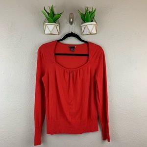 Sweaterworks Sweater Size Large Red